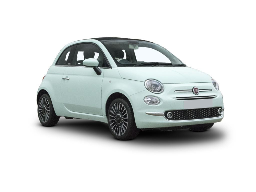 500c Convertible Special Editions